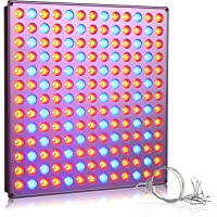 LED Grow Light,Roleadro 45w Plant Growing Lights Lamp Panel with Red&Blue Spectrum for Indoor Plants,Hydroponic,Greenhouse,Succulents,Flower,Seedlings Growing