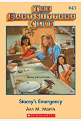 The Baby-Sitters Club #43: Stacey's Emergency (Baby-sitters Club (1986-1999)) Kindle Edition
