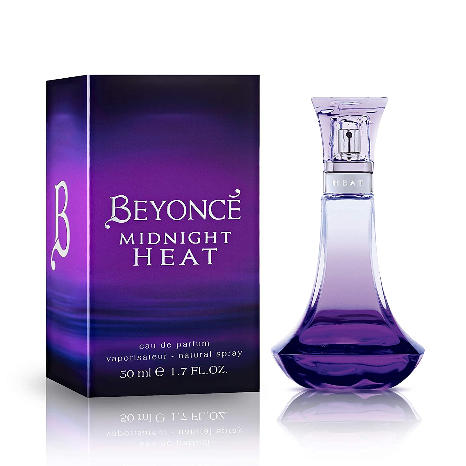 Beyonce Beyonce Midnight Heat Women Eau De Parfum Spray, 1.7 Ounce