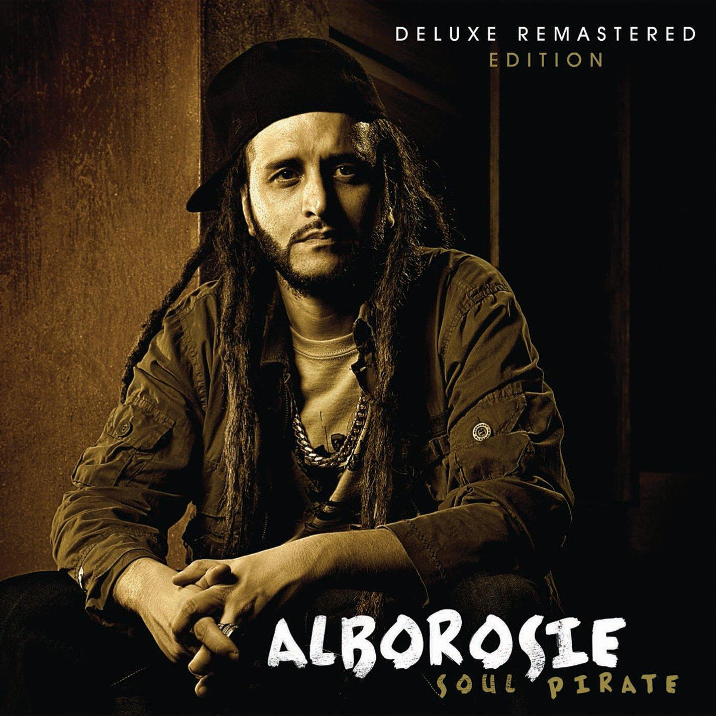 CD : Alborosie - Soul Pirate (CD)
