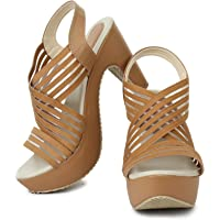 Beauty Queen Stylish Bahubali Block Heel Sandal for Women