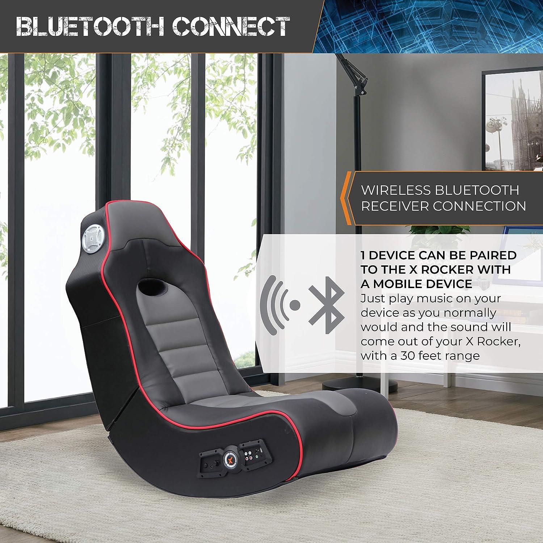 Black Friday X Rocker Surge Wireless Bluetooth 2 1 Sound