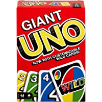 Deals on Mattel Games UNO: Classic Giant UNO GPJ46