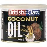 British Class British Class Coconut Oil, 500 milliliters