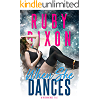 When She Dances: A SciFi Alien Romance (Risdaverse)
