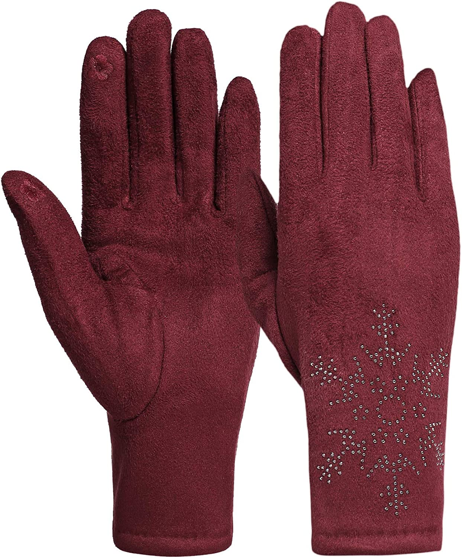 Winter Gloves Touchscreen...