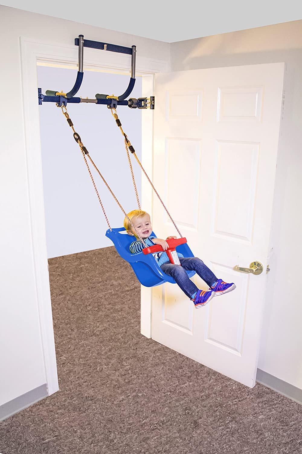 Gym1 Deluxe Toddler Swing Package