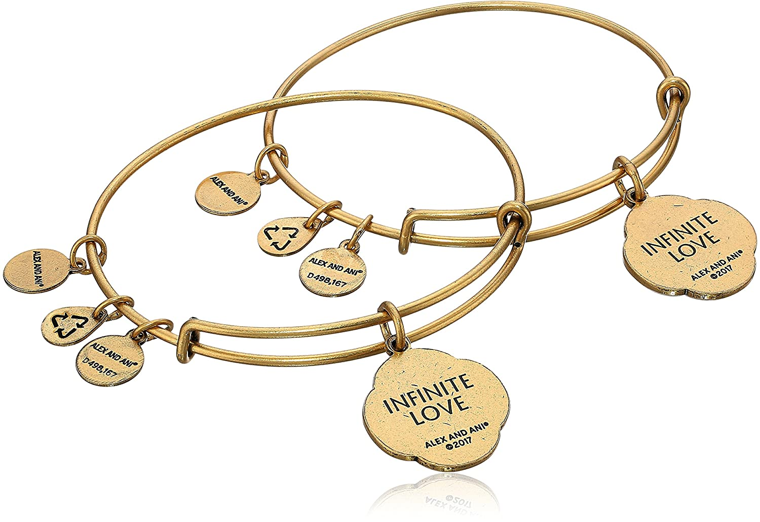 valentines bracelet rafaelian gold valentine alex s fhtrwvl amazon love ani com and infinite bangle jewelry wrap infinity day dp