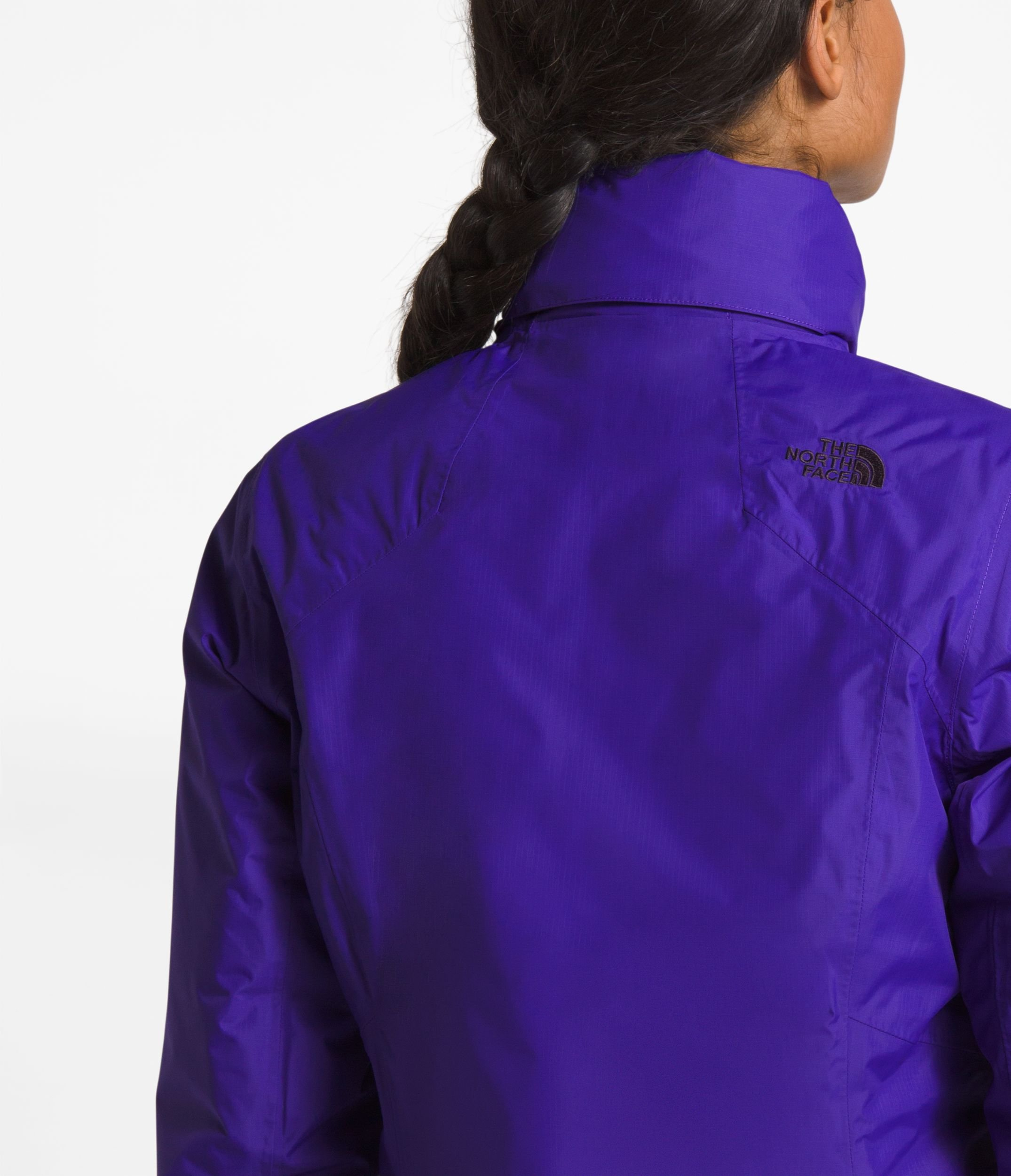 The North Face Women's Resolve Insulated Jacket - Deep Blue & Deep Blue - M by The North Face