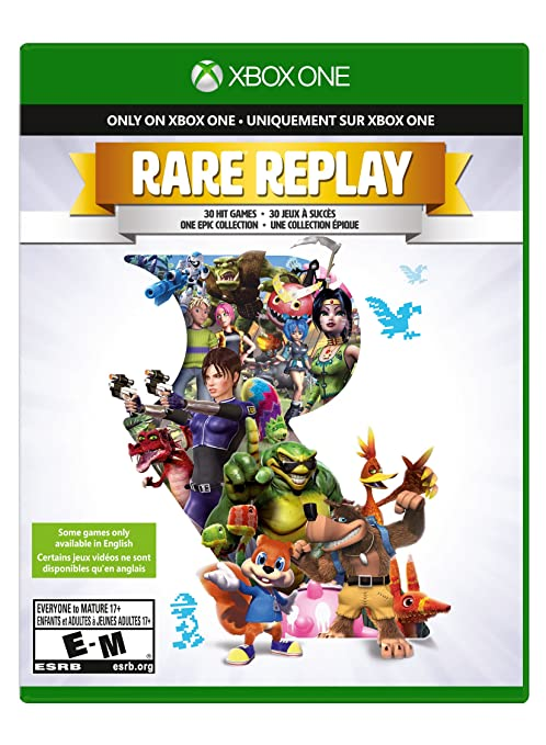 [Amazon Canada]Rare Replay (Xbox One) - $9.99