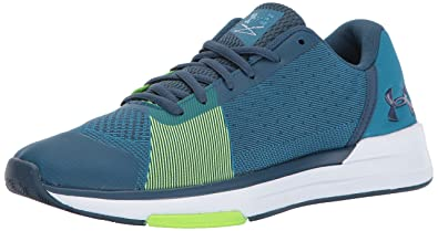 cfc98f04239 Under Armour Women s Showstopper Sneaker True Ink (918) Bayou Blue 5