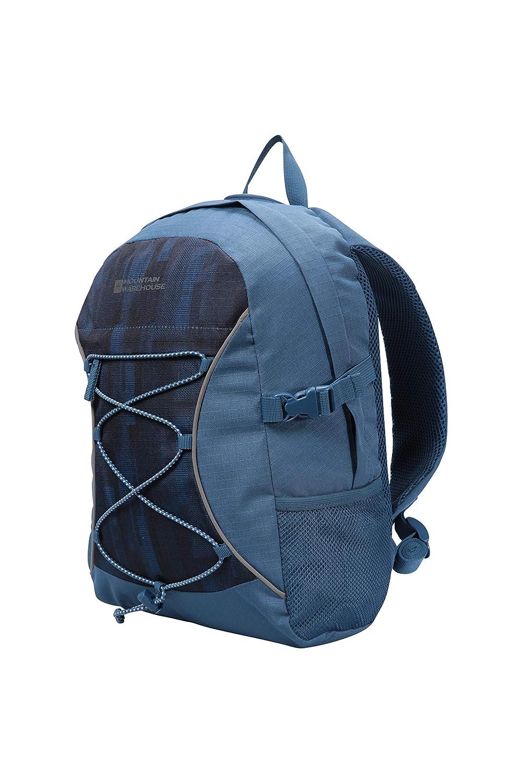 a05bc23312 Mountain Warehouse Bolt Zaino 18 Litri - Zaino Fantasia, Daypack High Viz,  Zaino Compatibile con Tasche e idratazione - Ideale per Viaggi, ...
