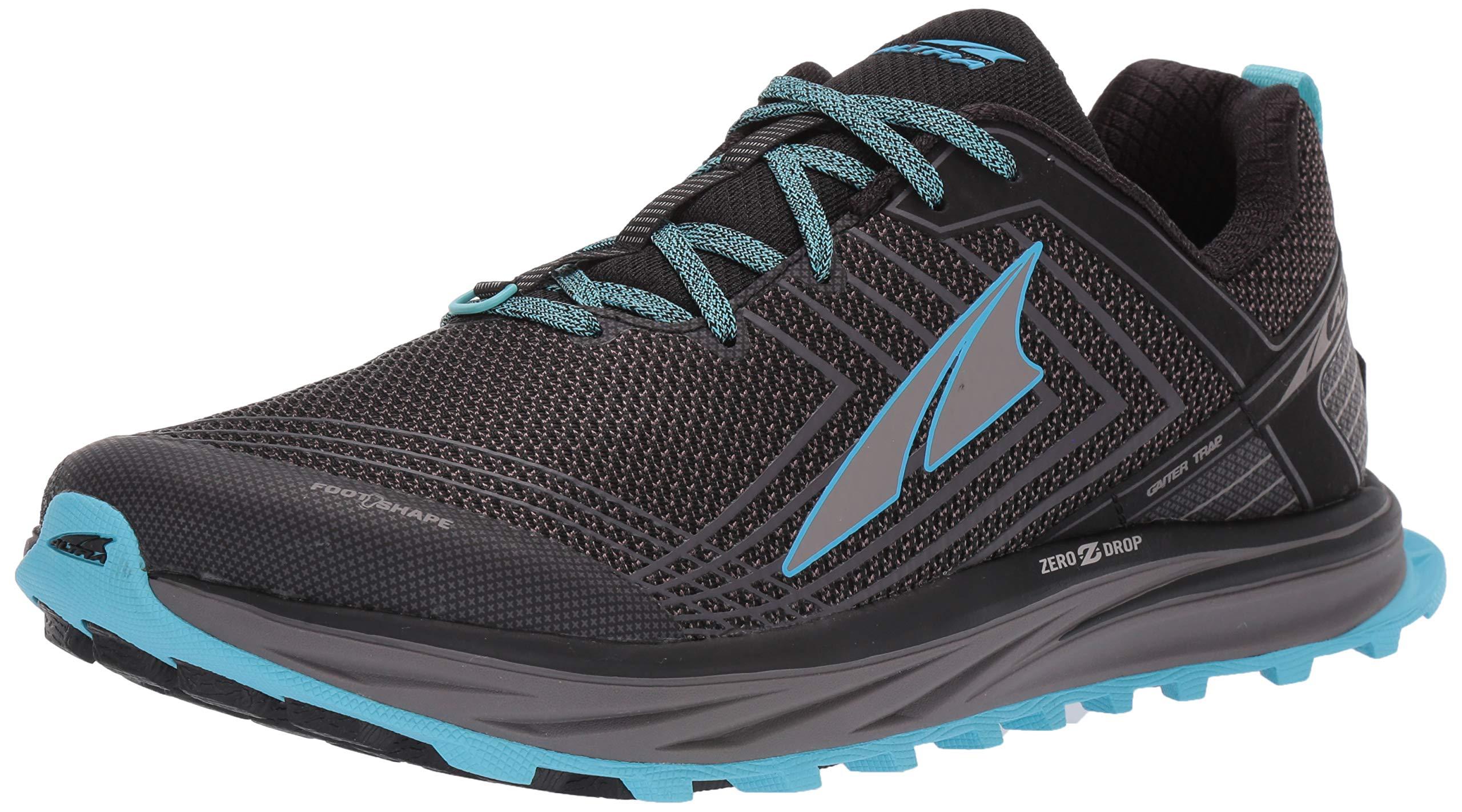 Altra Footwear Men's TIMP 1.5 Gray/Blue 7 D US
