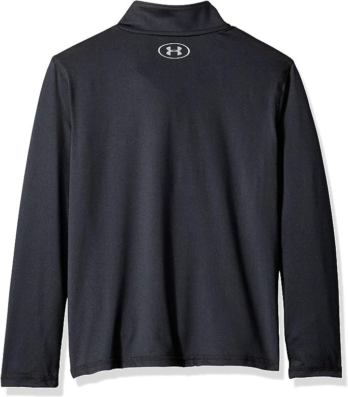 Under Armour Little Boys 1//4 Zip Tech Long Sleeve Shirt Pullover