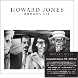 HUMAN'S LIB: EXPANDED DELUXE 2CD/1DVD DIGIPAK EDITION
