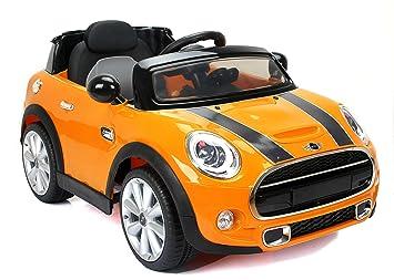 Jouet Électrique Pour EnfantDeux Cooper S Mini Moteurs Voiture tdCohrsQxB
