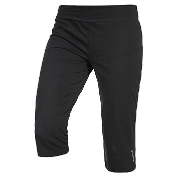 Reebok para mujer pantalones de chándal negro Talla:S: Amazon.es ...
