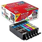 キヤノン BCI-371XL+370XL/6MP(大容量) 6色セット対応 ジットリサイクルインク JIT-NC3703716PXL