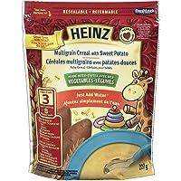 HEINZ Multigrain Cereal with Sweet Potato,  6 Pack, 227G Each