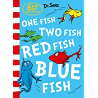 One Fish, Two Fish, Red Fish, Blue Fish [Blue Back Book Edition