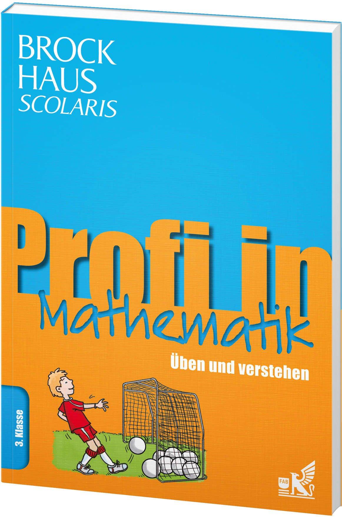Brockhaus Scolaris Profi in Mathematik 3. Klasse: Üben und verstehen