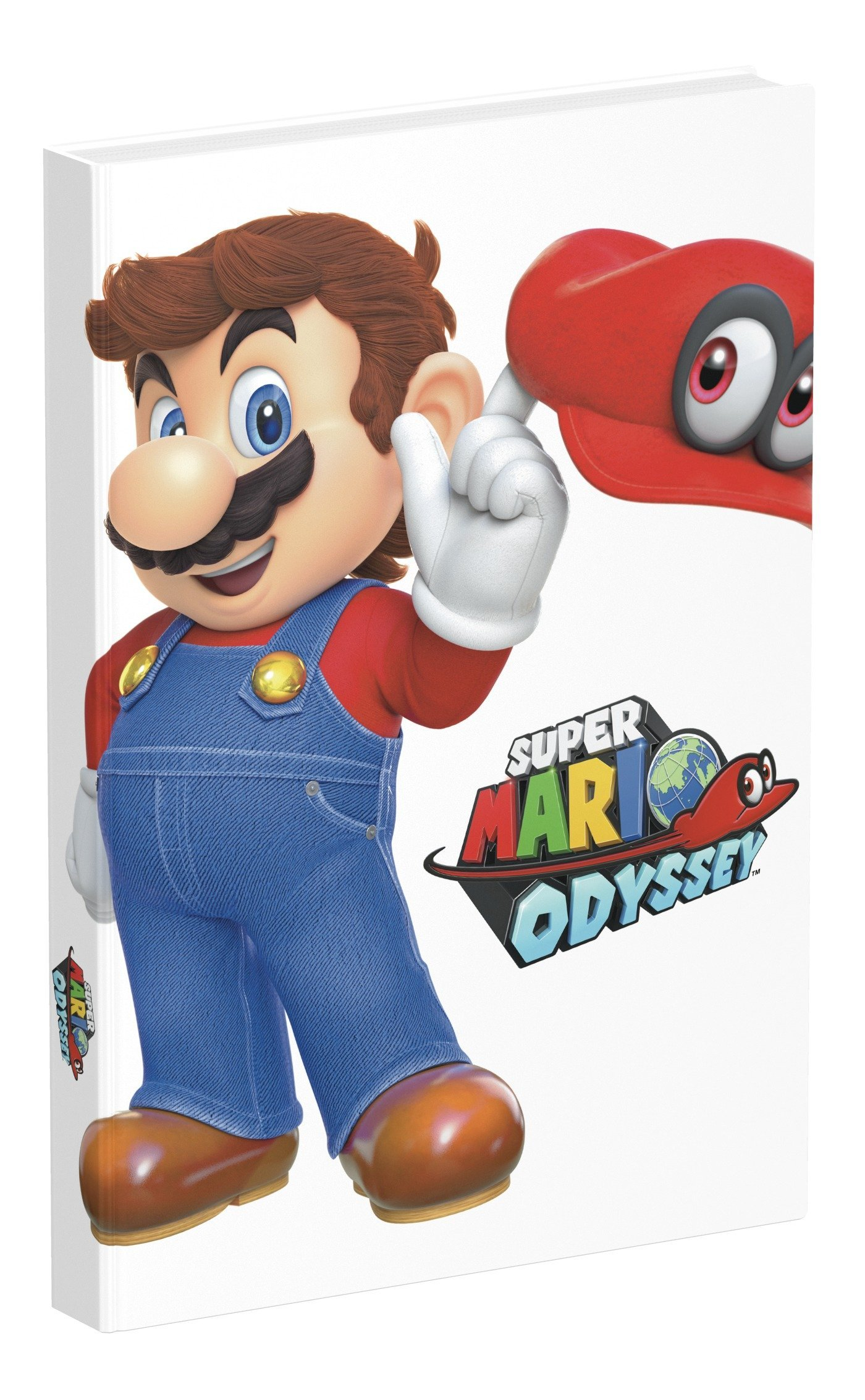 Super Mario Odyssey (Collectors Edition): Amazon.es: Prima Games ...