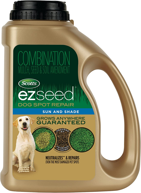 Scotts EZ Seed Sun & Shade 17530 Dog Spot Repair, 2 LB