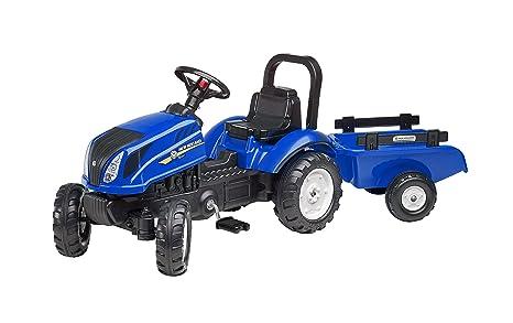 Falk 3080AB Pedal Tractor Juguete de Montar - Juguetes de Montar (420 mm, 530 mm, 132 cm, 6 kg, 800 mm, 450 mm)