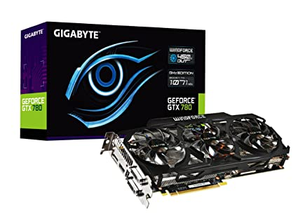 GigaByte GeForce GTX 780 - Tarjeta Grafica de 3GB: Amazon.es ...