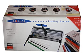 hi tech office products. Hi Tech Ibico Binding System Office Products