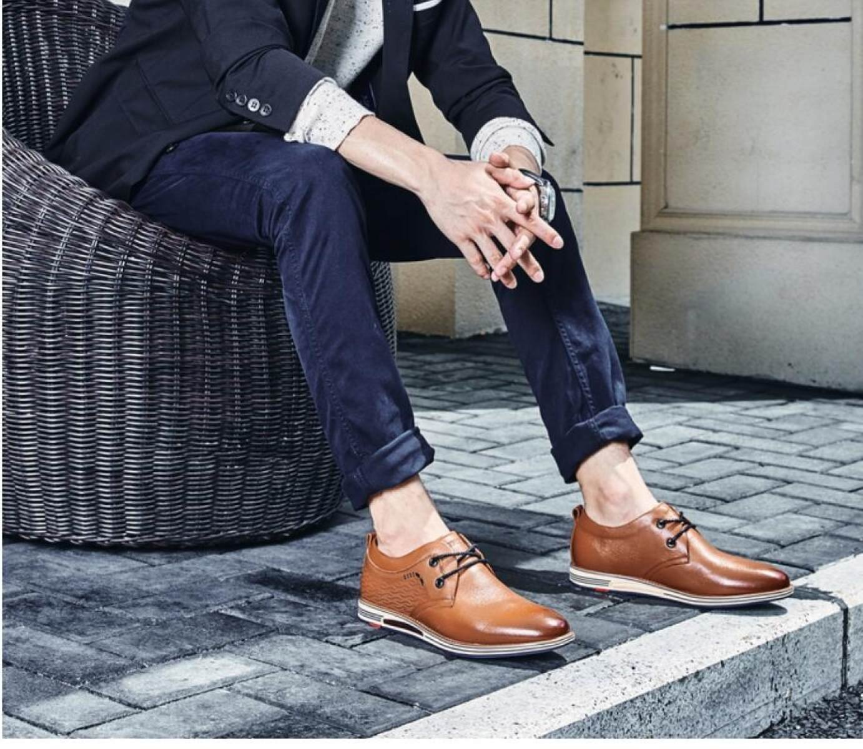 MUYII Männer Oxfords Kleid Lederschuhe Für Männer Lace-up Business Plain Toe Formale Business Lace-up Schuhe Klassische Casual Mens Bequeme Schuhe 7e94df