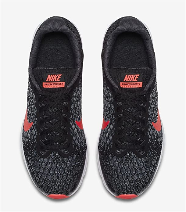 Amazon.com | Nike Kids Air Max Sequent 2 GS Running Shoes Racer Pink | Running