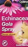 Optima Echinacea - Gola Spray, 20 ml, Menta