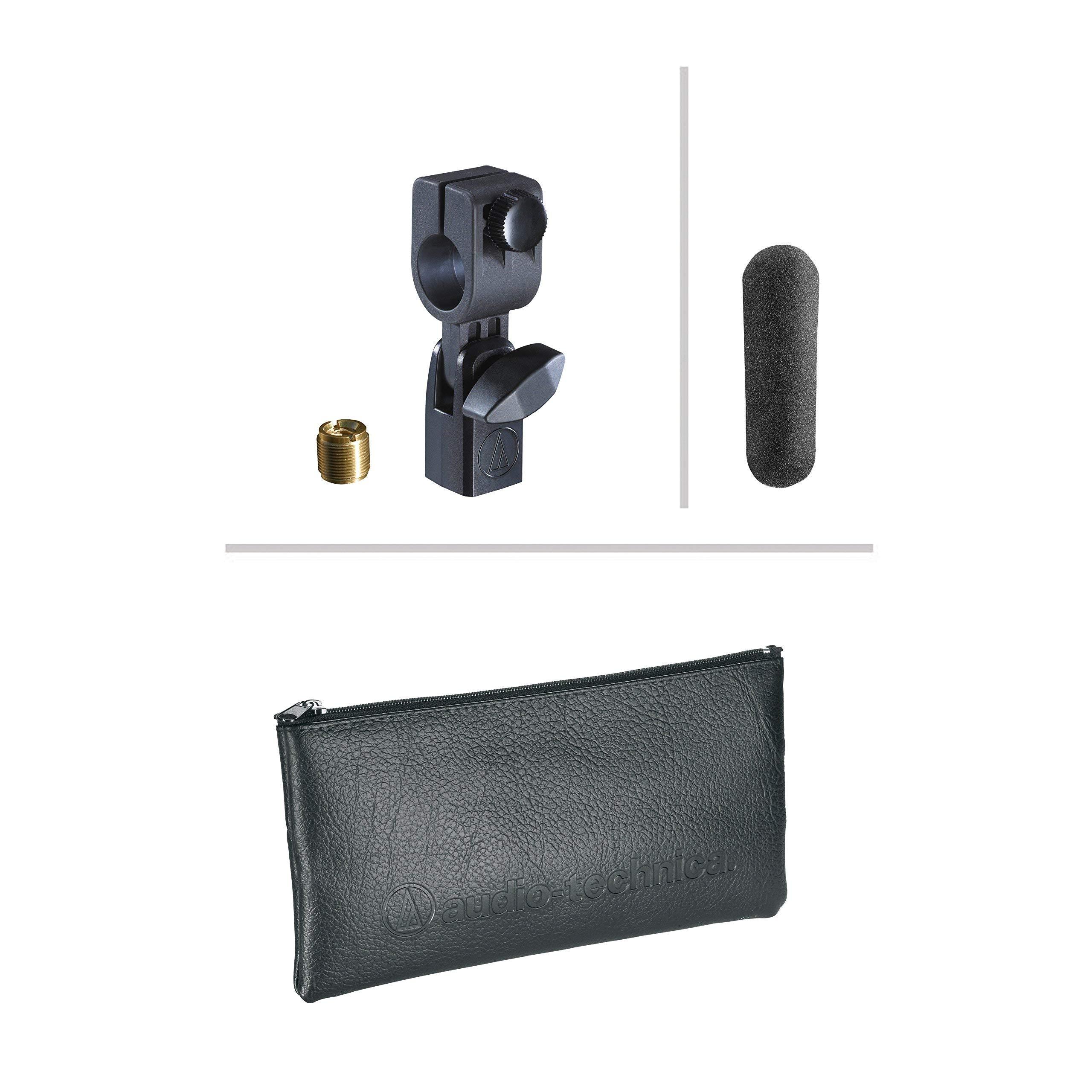 Audio-Technica AT4081 Phantom-Powered Bidirectional Ribbon Microphone (Renewed)