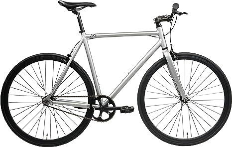 SXL Expressway - Bicicleta Fixie (aluminio, velocidad única ...