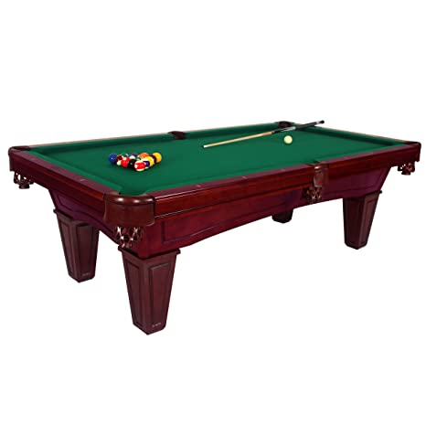 harvil Toscana Negro Cherry pizarra mesa de billar 2,4 metros ...