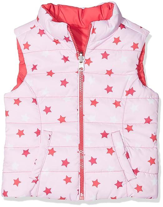 United Colors of Benetton Waistcoat, Chaqueta para Niñas: Amazon.es: Ropa y accesorios