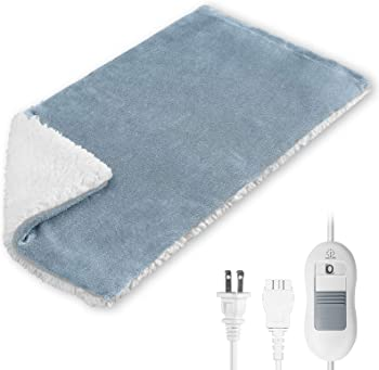 Duomishu Heating Electric Pain Relief Pad with Protect Cover