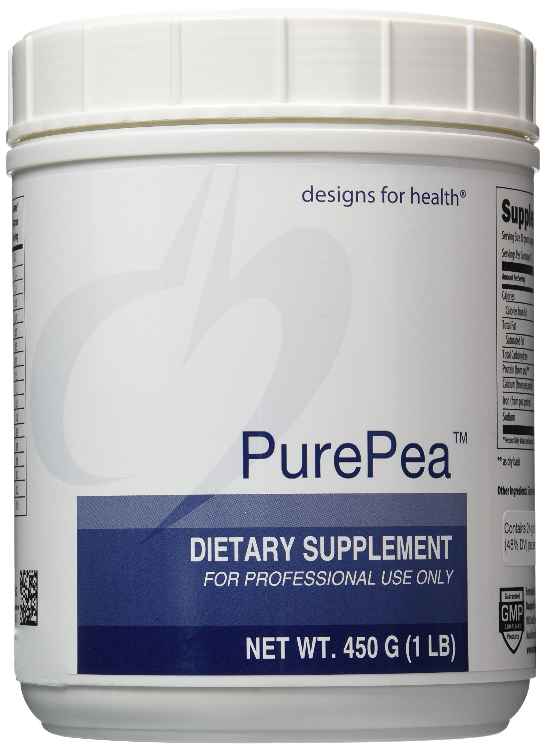 Designs for Health - PurePea Plain 450g (formerly Peatin)