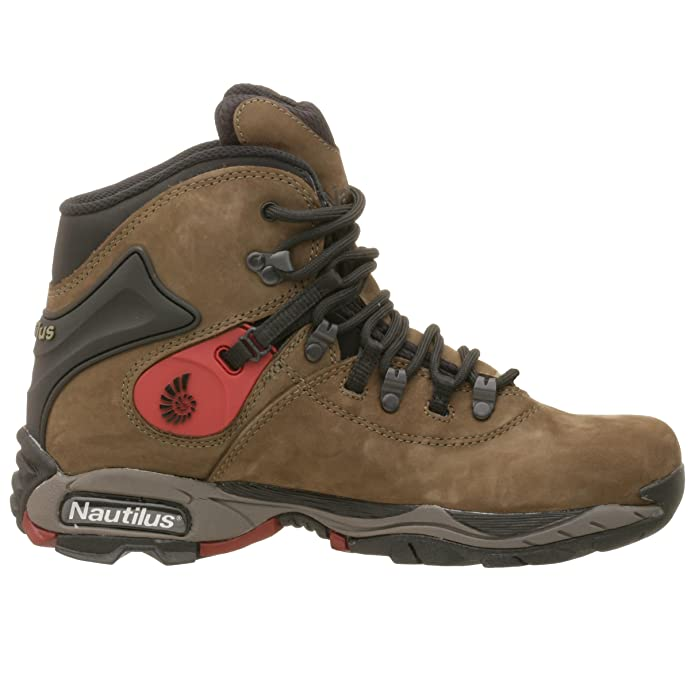 Amazon.com | Nautilus Mens 1548 Waterproof Steel Toe Hiker Boot | Industrial & Construction Boots