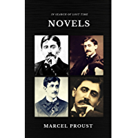 Marcel Proust: In Search of Lost Time [volumes 1 to 7] (Quattro Classics) (The Greatest Writers of All Time) (English Edition)