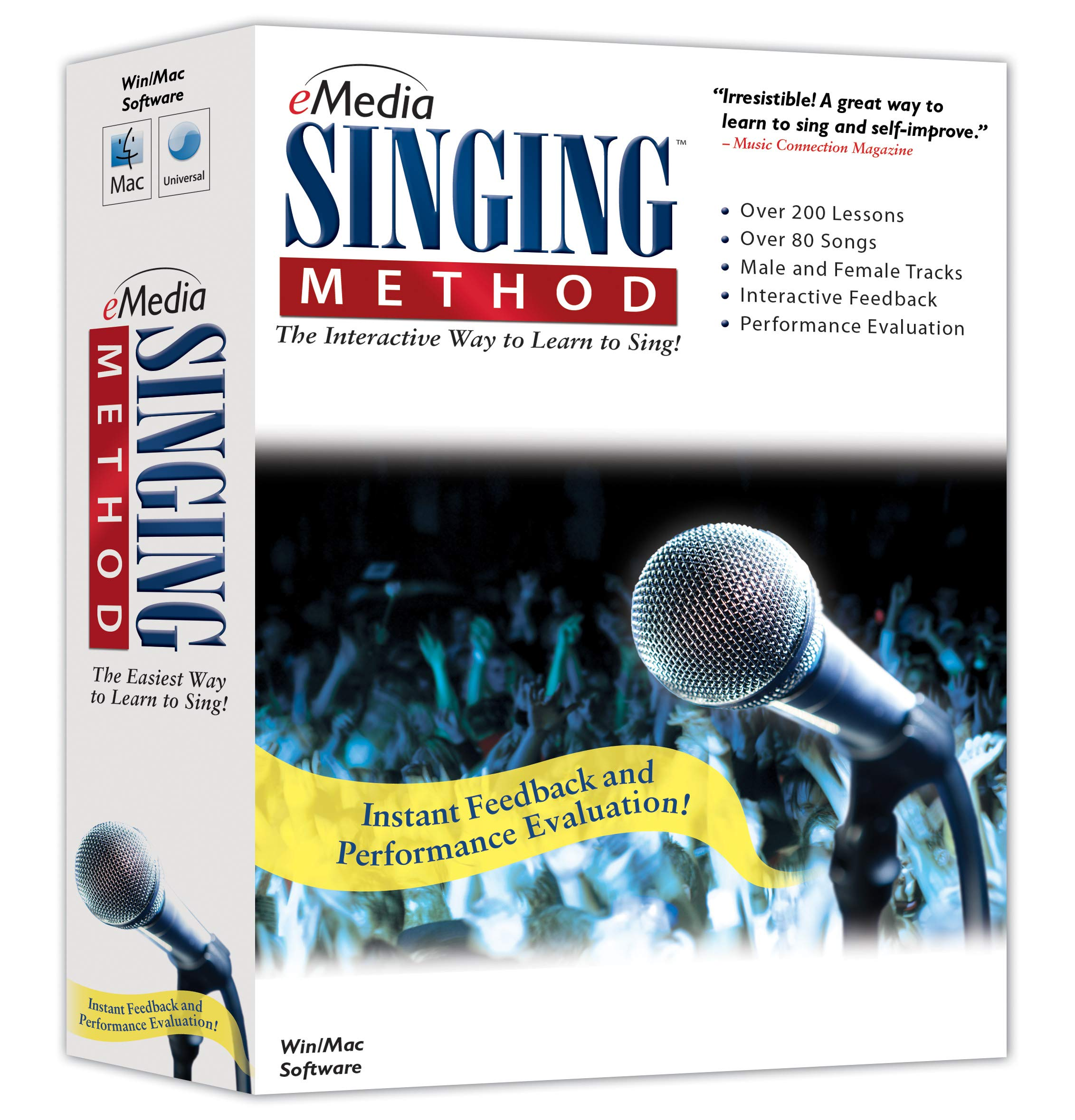 eMedia Singing Method V1.1 (Latest Version) by eMedia