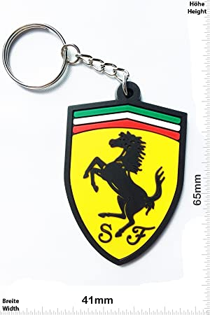 Llaveros - Keychains - Ferrari - Car - sports car - Key Ring ...