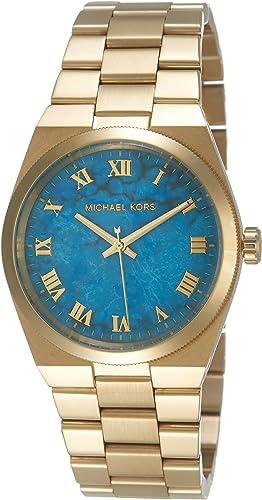 Michael Kors Women's MK5894 Channing GoldTurquoise