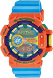 Casio G-Shock GA-400-4A Multi-Dimensional Analog Digital Watch
