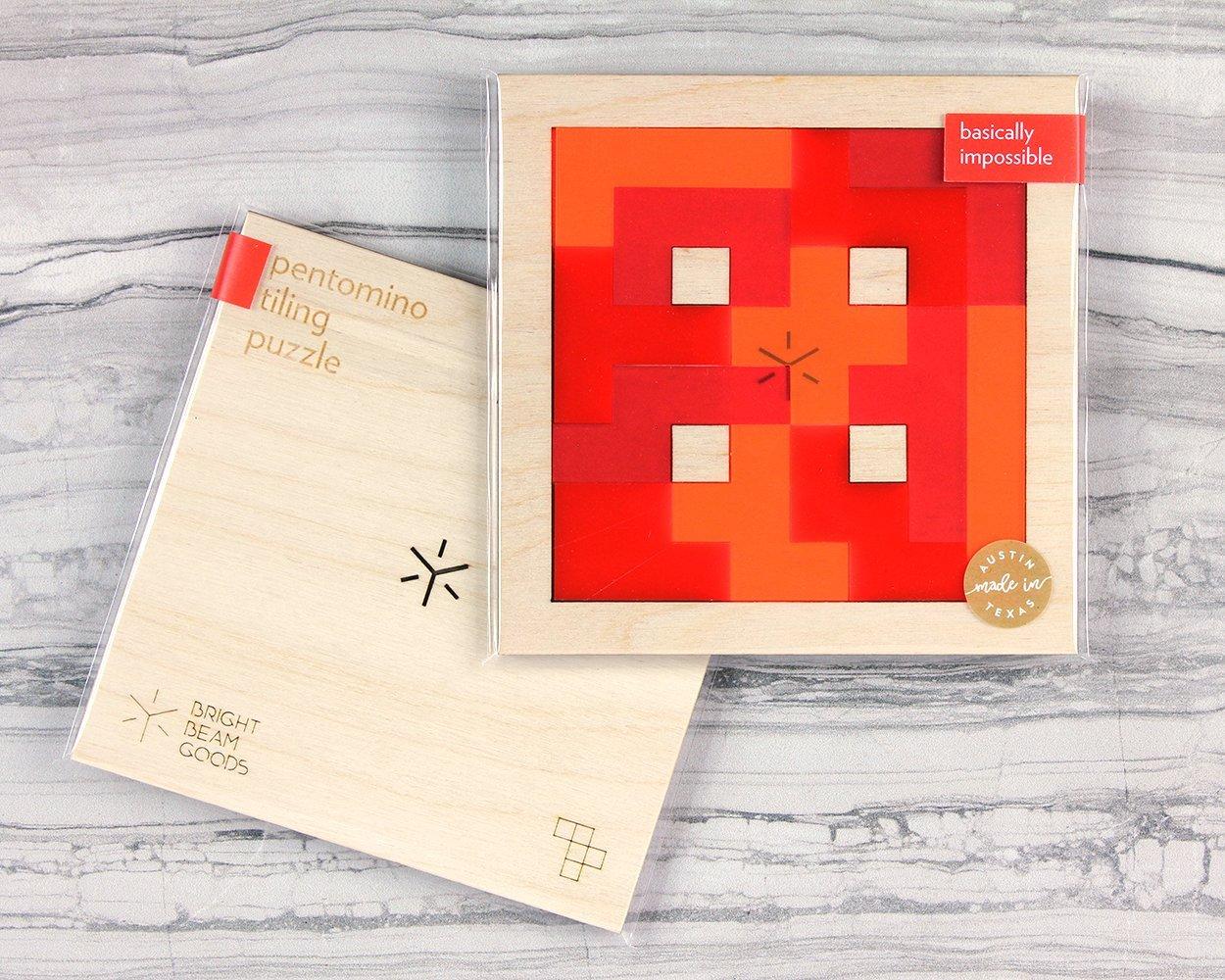 Red Pentomino Puzzle