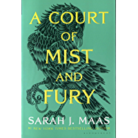 A Court of Mist and Fury (A Court of Thorns and Roses Book 2) book cover