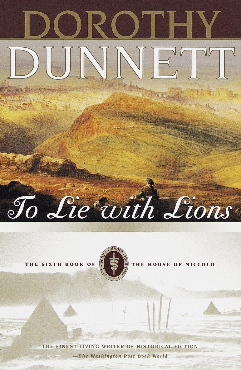 To Lie with Lions: Book Six of The House of Niccolo pdf epub