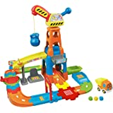 VTech Go! Go! Smart Wheels- Construction Playset