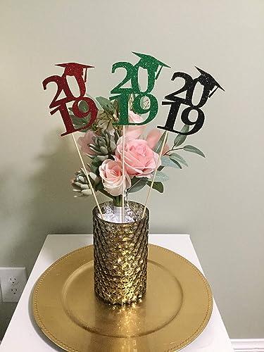 Amazon Com Graduation Party Decorations 2019 Graduation Table Decor